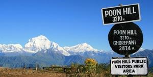 Ghorepani Poon hill Trekking