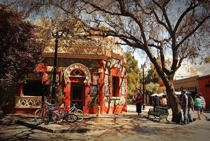 The Barrios of Santiago de Chile