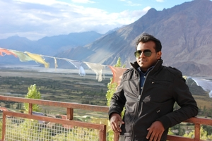 Himanshu Ranjan Travel Blogger