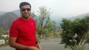 Masood Hasan Khan Travel Blogger