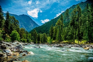 Eat, Trek and Love in Kasol