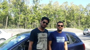 Atul Sharma Travel Blogger