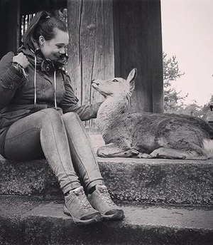 Anna Bussey Travel Blogger
