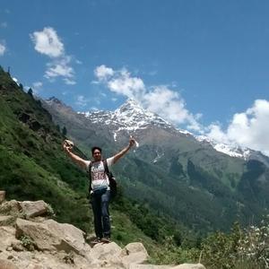 Rajput Harish Singh Karki Travel Blogger