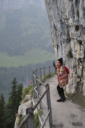 Wildkhirchli, Switzerland – Step closer to heaven