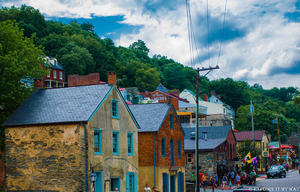 Visit Harpers Ferry – A cute historic town in West Virginia