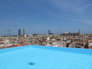 Barcelona Besotted by Roof Terraces