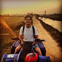 Roman Zimmermann Travel Blogger