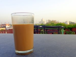Taste of Mughal in Agra and delhi sultanate ups and downs