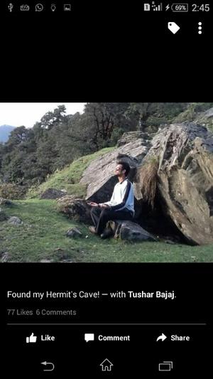 Ishan Banerjee Travel Blogger