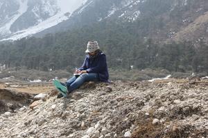 Geetika Kasturi Travel Blogger