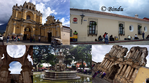Charming town of Antigua