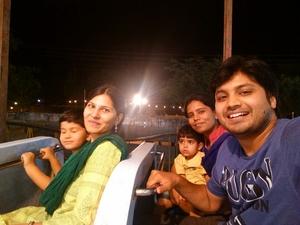Prakhil Samar Travel Blogger