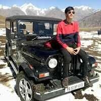 Abhishek Rana Travel Blogger