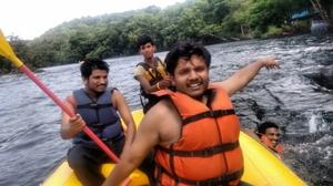 Adventures in Dandeli ,Karanataka