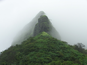The monsoon trek to Lohgad
