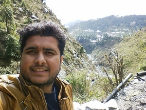 Rahul Jain Travel Blogger