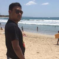 Santosh Chettiar Travel Blogger