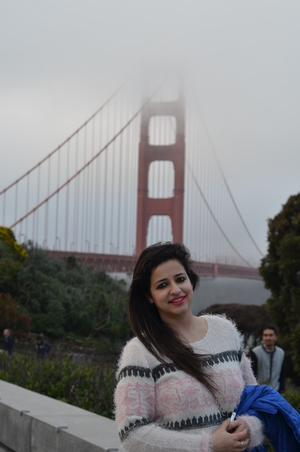 Kritika Khajuria Travel Blogger