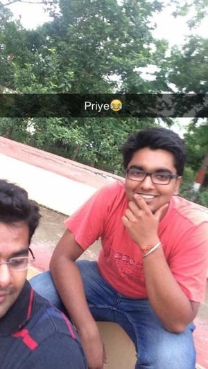 Siddhant Priye Travel Blogger