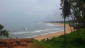 Beach. Burn. Booze. welcome to Goa