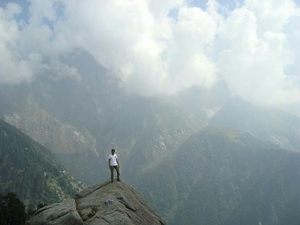 Triund - The First Trek