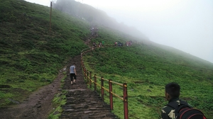 Backpacking to Maharashtra's highest peak – Kalsubai