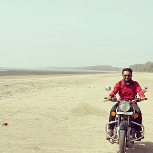 Kushal Kabra Travel Blogger