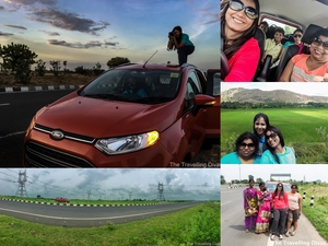 3 Women: Mission Kanyakumari To Kashmir By Car
