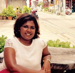 Chaitra Krishnaiah Travel Blogger