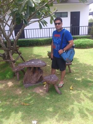 Saif Nadeem Travel Blogger