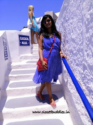 My dreamy Grecian sojourn – Santorini