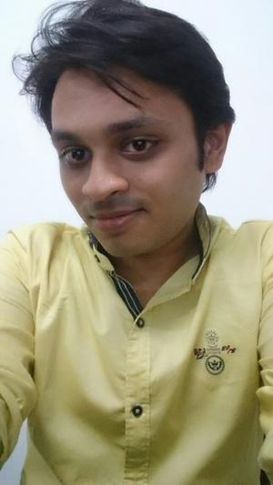 Mitul Shrivastava Travel Blogger