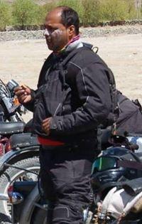 Pardeep Kumar Travel Blogger