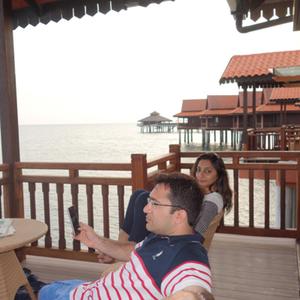 Suhel Nathani Travel Blogger