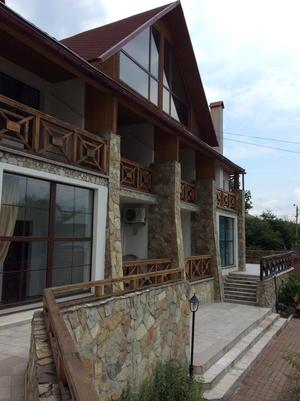 Ukrainian Carpathian Mountains city of Kosiv