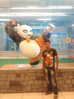 Rakesh G Travel Blogger