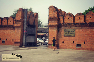 THE ACCIDENTAL CHIANG MAI WALKING TOUR