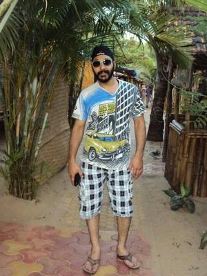 Maninder Budhiraja Travel Blogger