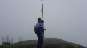 Trek to Peb Fort, Vikatgad