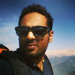 Nirav Nimavat Travel Blogger