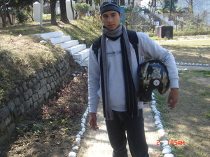 Ranvir Thakur Travel Blogger