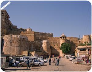 Thar safari and Jaisalmer