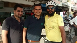 Ankit Marwaha Travel Blogger