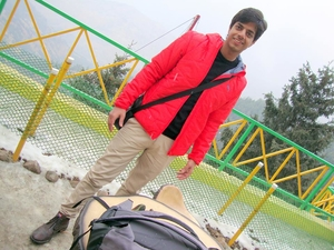 Kunal Shadija Travel Blogger