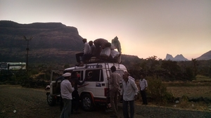 Harishchandra Gad Night Trek