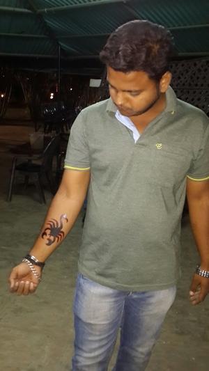 Shahrukh Shaikh Travel Blogger