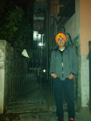 Sunjyot Gahir Travel Blogger