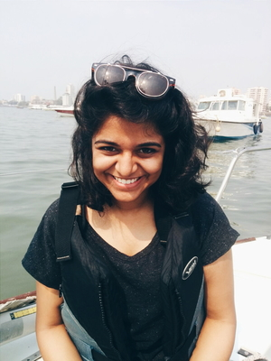 Devika Menon Travel Blogger