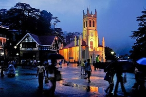 Christ Church Of Shimla- The Second Oldest Church in North India